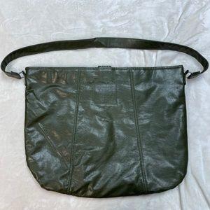 Large Olive Hobo Bag Purse